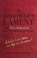 A Widower's Lament eBook