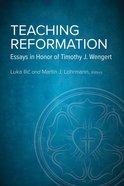 Teaching Reformation eBook