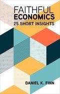 Faithful Economics eBook