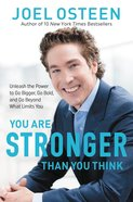 You Are Stronger Than You Think eBook