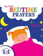 My First Bedtime Prayers For Girls eBook