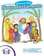 Mis Primeras Historias De La Biblia Nuevo Testamento (My First New Testament Bible Stories) eBook