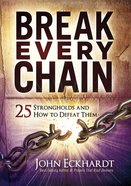 Break Every Chain eBook