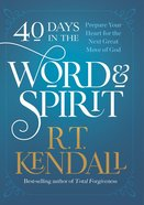 40 Days in the Word and Spirit eBook