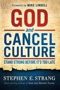 God and Cancel Culture eBook