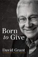 Born to Give eBook
