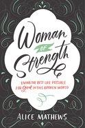 Woman of Strength eBook