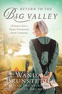 Return to the Big Valley eBook