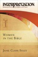 Women in the Bible eBook