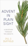 Advent in Plain Sight eBook