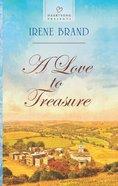 A Love to Treasure (Love Inspired Series) eBook