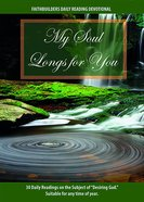 My Soul Longs For You eBook