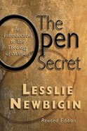 The Open Secret Paperback