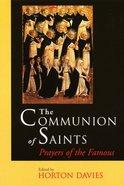 The Communion of Saints Paperback