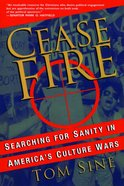 Cease Fire Paperback