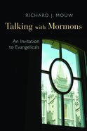 Talking With Mormons Paperback