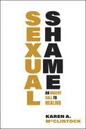 Sexual Shame Paperback