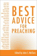 Best Advice For Preaching Paperback