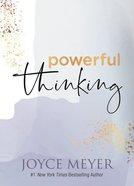 Powerful Thinking eBook