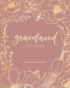 2022 12-Month Planner/Diary: Gracelaced Hardback