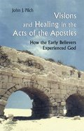 Visions and Healing in the Acts of the Apostles Paperback