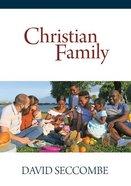 Christian Family Paperback