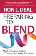 Preparing to Blend eBook
