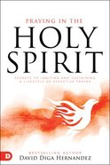 Praying in the Holy Spirit: Secrets to Igniting and Sustaining a Lifestyle of Effective Prayer Paperback