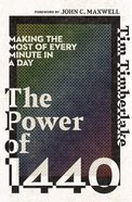 The Power of 1440 eBook