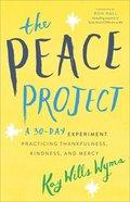 The Peace Project eBook