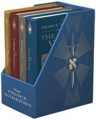 The Prince Warriors (5th Anniversary 4 Book Set) (The Prince Warriors Series) Box