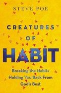 Creatures of Habit eBook