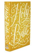 ICB Princess Sparkle Bible Golden Rose Hardback