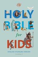 ESV Holy Bible For Kids Compact (Black Letter Edition) Hardback
