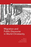 Wcprs: Migration and Public Discourse in World Christianity Paperback