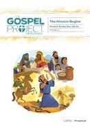 Mission Begins, the Kit Must Be Purchased to Buy This (Preschool Worship Hour Add-On) (#10 in The Gospel Project For Kids Series) CD