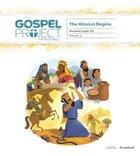 The Mission Begins (Preschool Leader Kit) (#10 in The Gospel Project For Kids Series) Pack