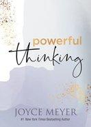 Powerful Thinking Hardback