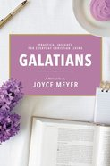 Galatians: A Biblical Study (Deeper Life Biblical Study Series) Paperback