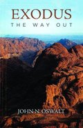 Exodus: The Way Out Paperback