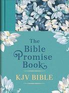 KJV Bible Promise Book Tropical Floral (Red Letter Edition) Hardback