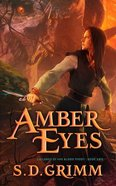 Amber Eyes (#02 in Children Of The Blood Moon Series) Paperback