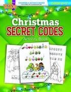 Christmas Secret Codes (NIV) (Ages 5-7, Reproducible) (Warner Press Colouring & Activity Books Series) Paperback