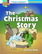 Christmas Story, the (NIV) (Ages 8-10, Reproducible) (Warner Press Colouring & Activity Books Series) Paperback