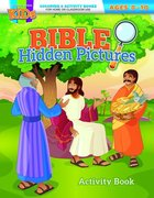 Bible Hidden Pictures (Ages 8-10, Reproducible) (Warner Press Colouring & Activity Books Series) Paperback