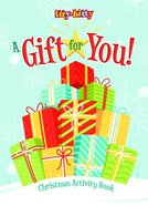 A Gift For You Christmas Activity Book (Itty Bitty Bible Series) Paperback