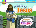 All About Jesus (Ages 8-10, Reproducible) (Warner Press Colouring & Activity Books Series) Paperback