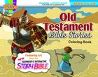 Old Testament Stories (Ages 8-10, Reproducible) (Warner Press Colouring & Activity Books Series) Paperback