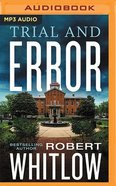 Trial and Error (Unabridged Mp3) CD