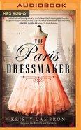 The Paris Dressmaker (Unabridged Mp3) CD